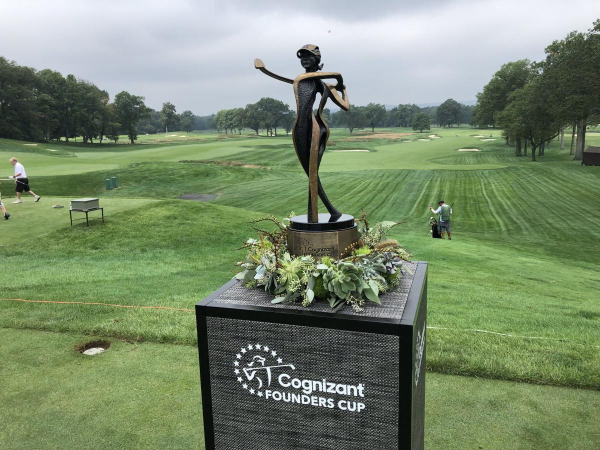 LPGA trophy