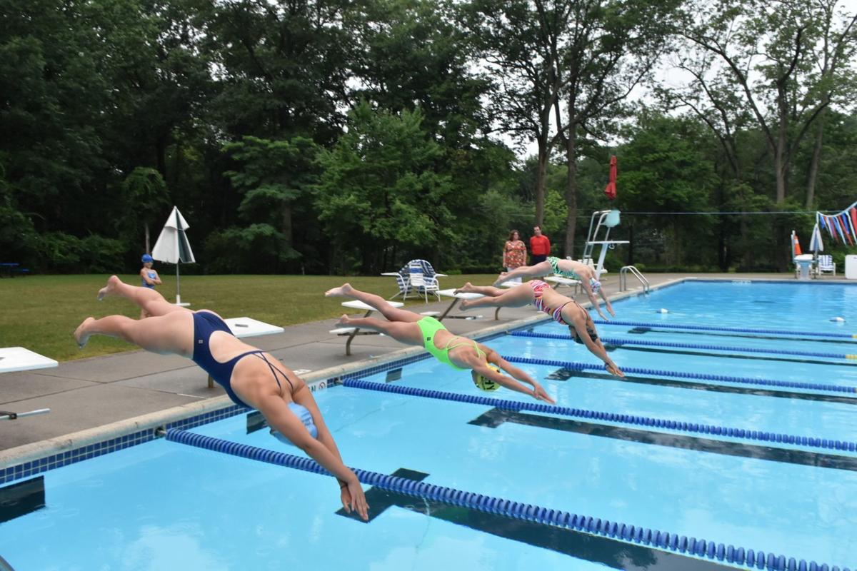 Hannaford Swim Challenge