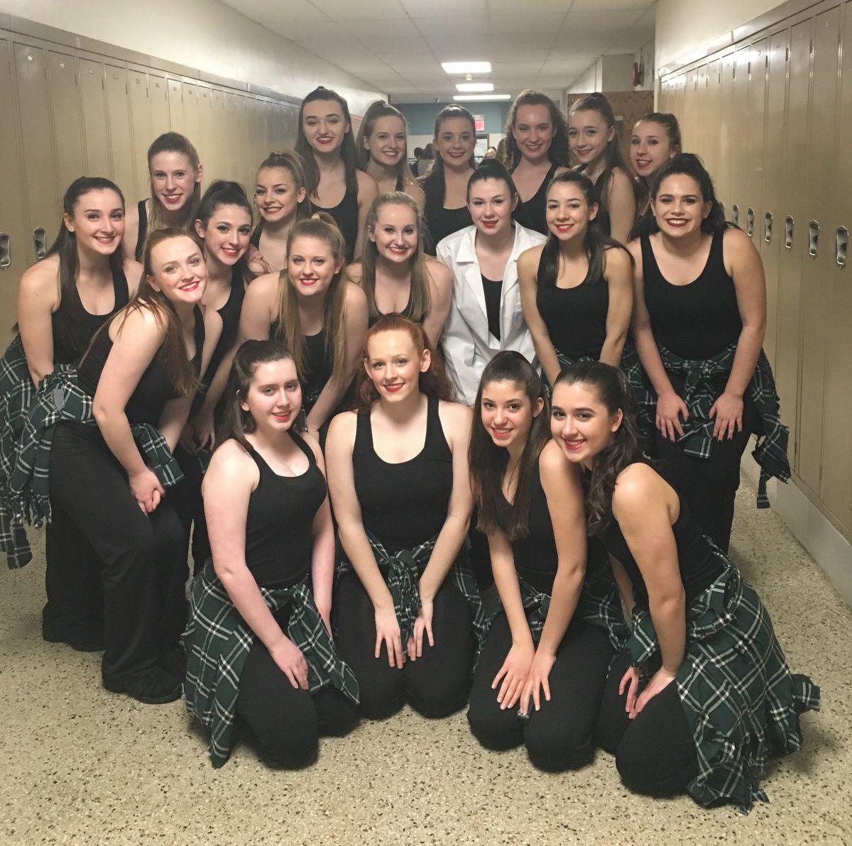 Ridge Dance Team Enjoying Successful Season