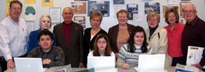 Kiwanians visit The Children's Institute