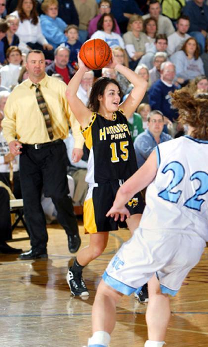 Hanover Park Basketball - Hornets rattle but champs don't roll