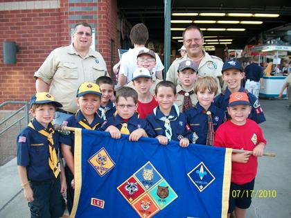 Cub Scout Day!