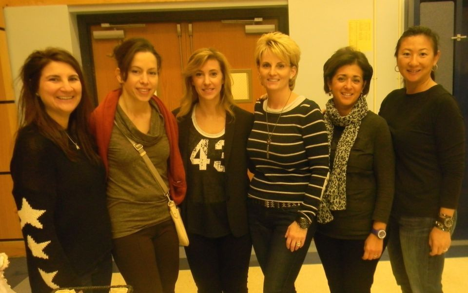 Bayberry Holiday  Boutique Volunteers