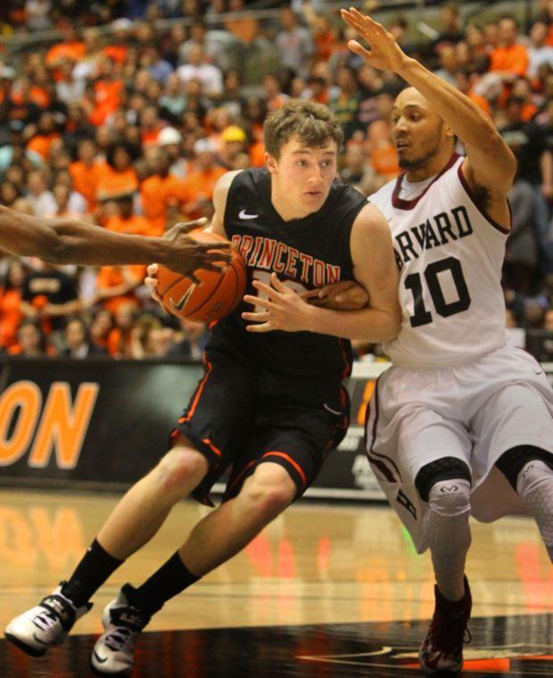 Princeton's basketball team