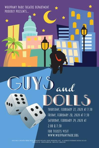 Guys and Dolls, WPHS