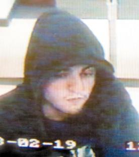 Wachovia Bank branch robbed Tuesday afternoon