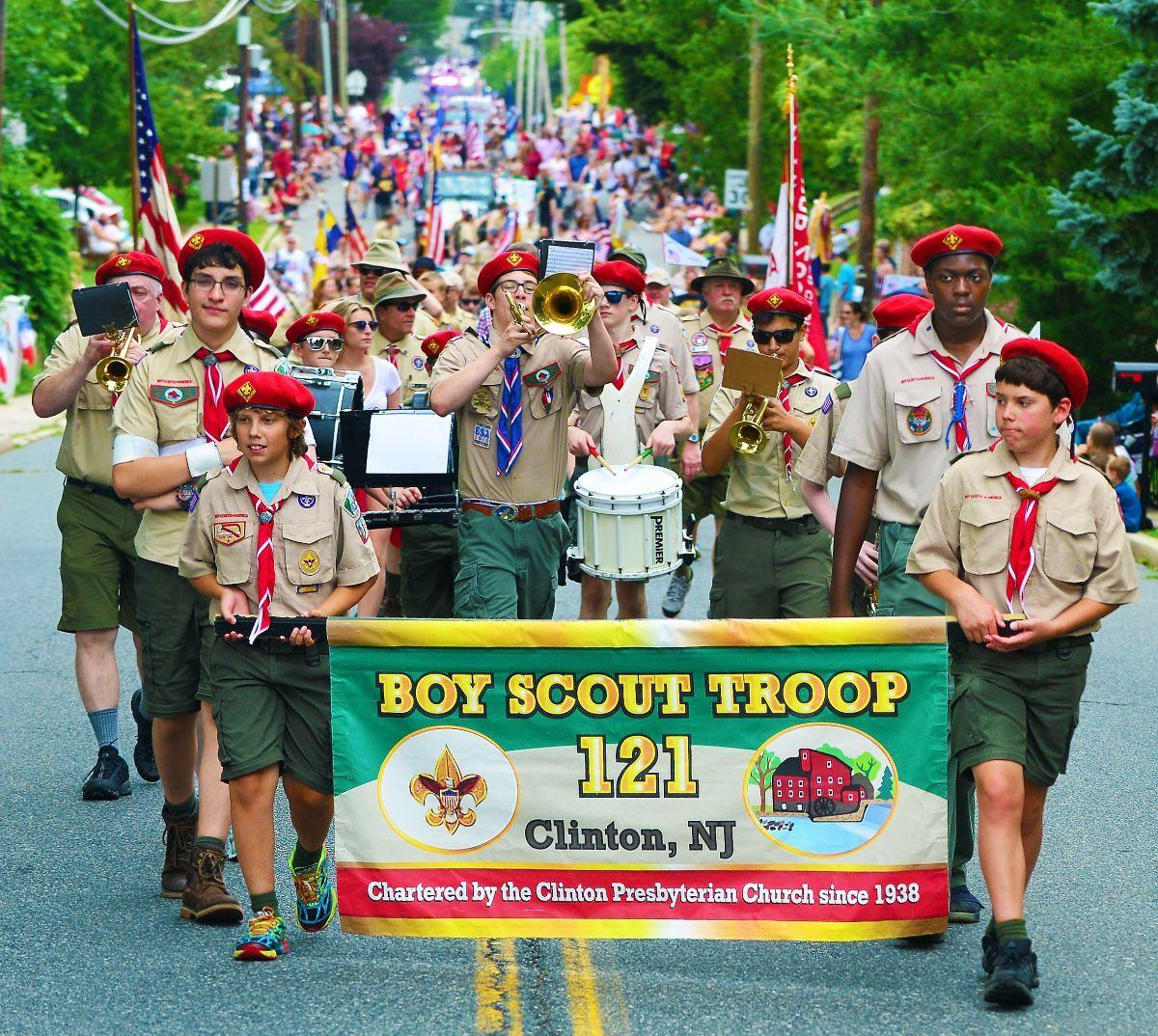 Lebanon's Fourth of July parade, picnic is back for 2021