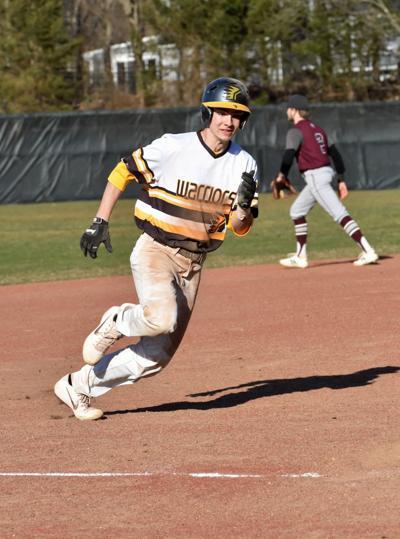 Watchung Hills Andrew Martins baseball