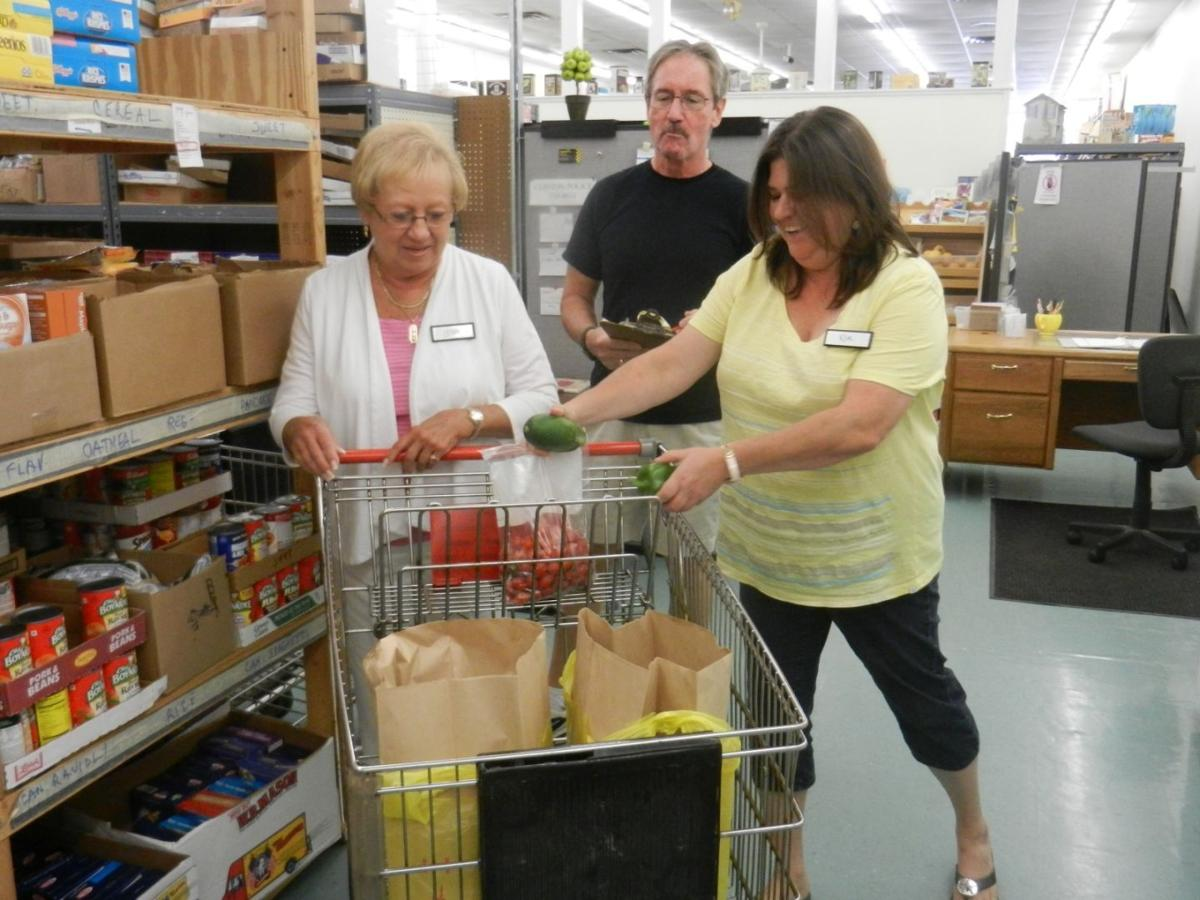 Open Cupboard Food Pantry Clinton New Jersey