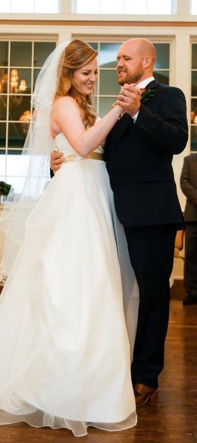 MR. and MRS. CORY MCDONALD