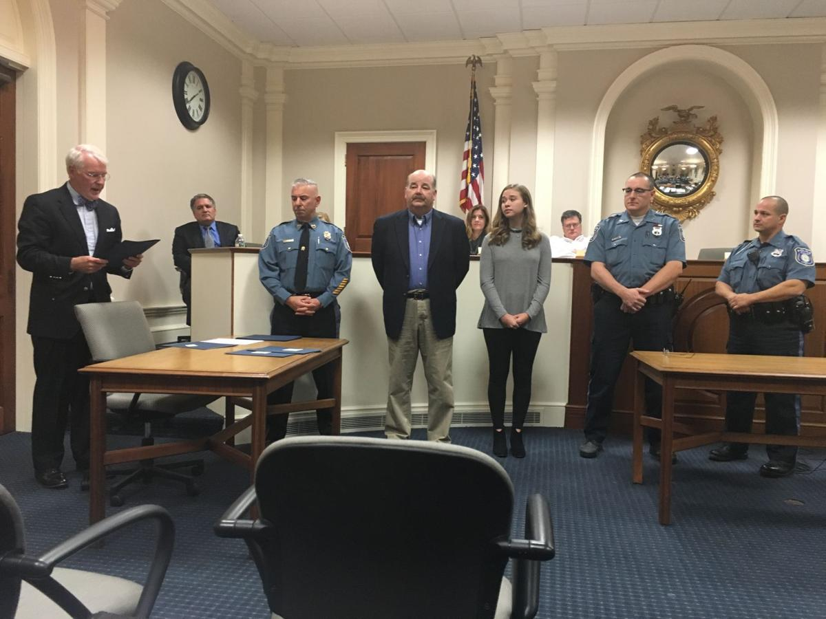 Lifesavers honored