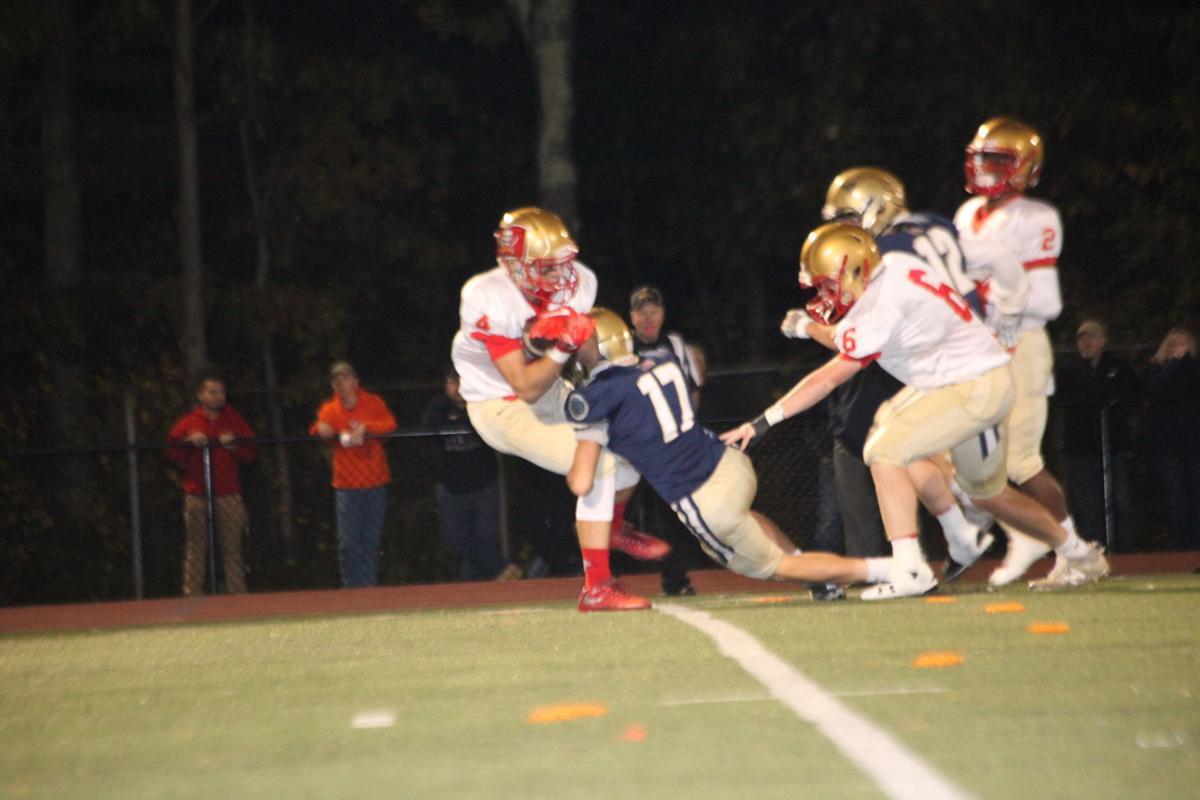 Gaels tackle