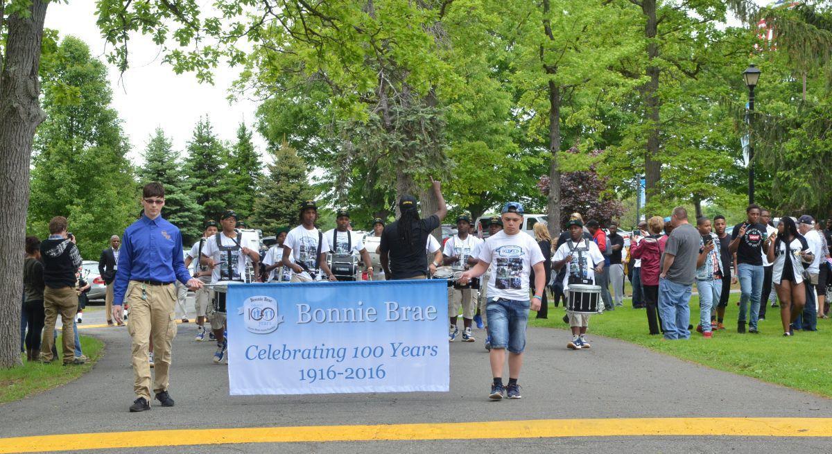 Centennial Parade