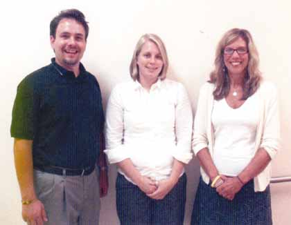 3 graduates return to join Warrior faculty