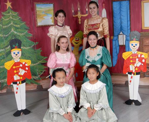 NUTCRACKER CONTINUES TO ENTHRALL