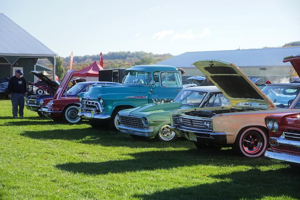 Flemington Speedway Historical Society Car Show set for Saturday, Oct. 20