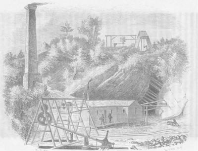 Geology, history of High Bridge Iron Mines to be topic of talk on Monday, Sept. 23