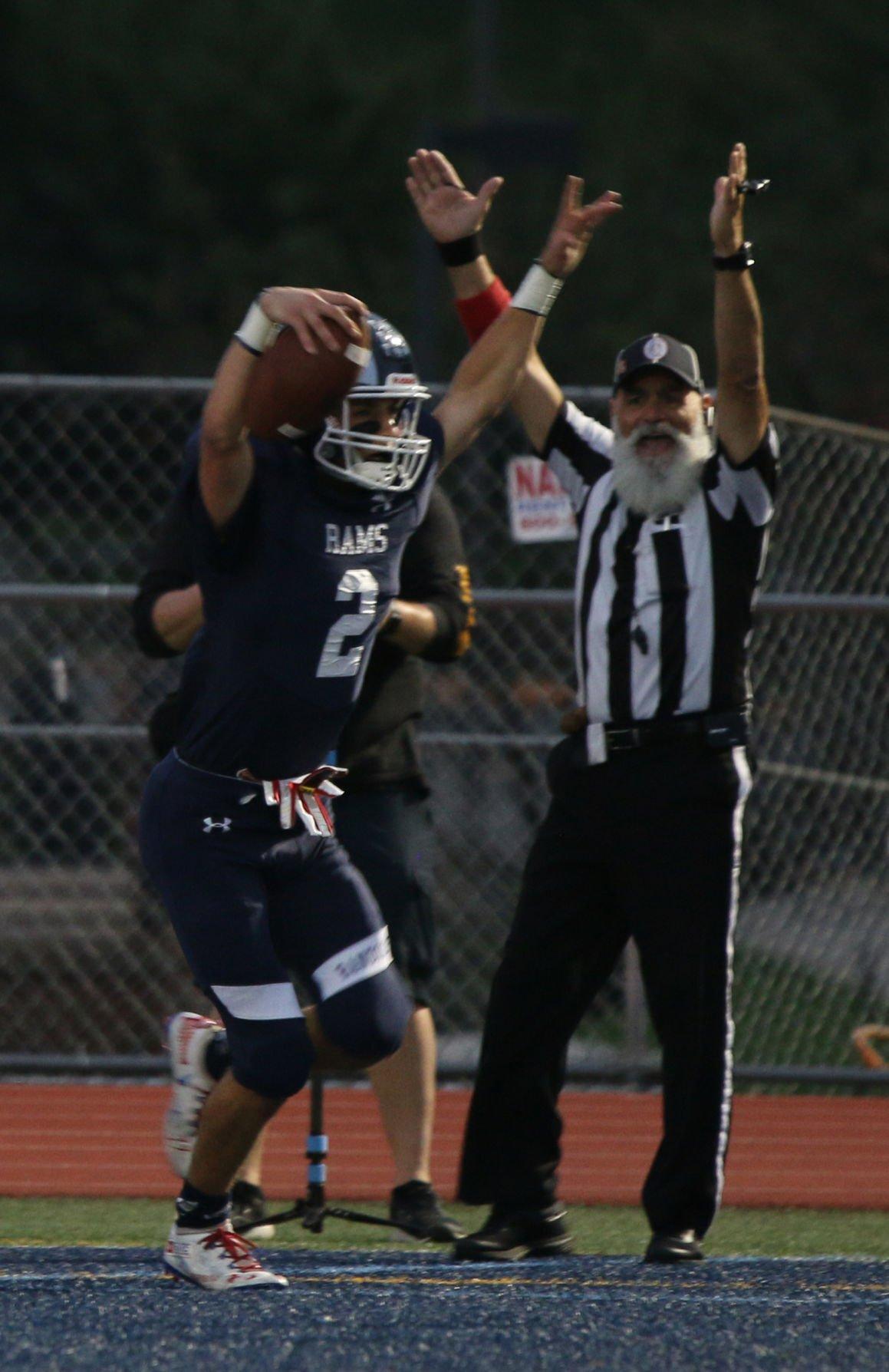 Rams touchdown