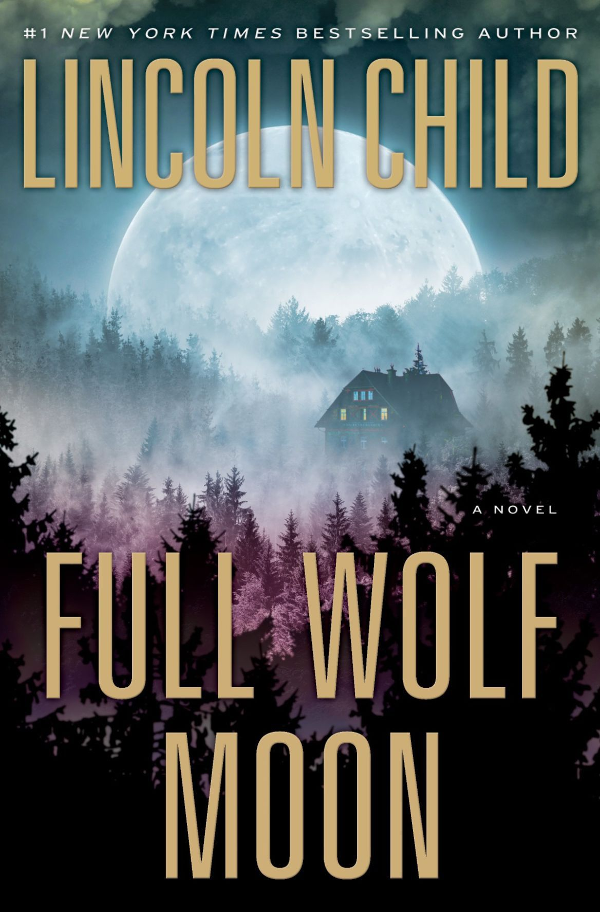 'FULL WOLF MOON'