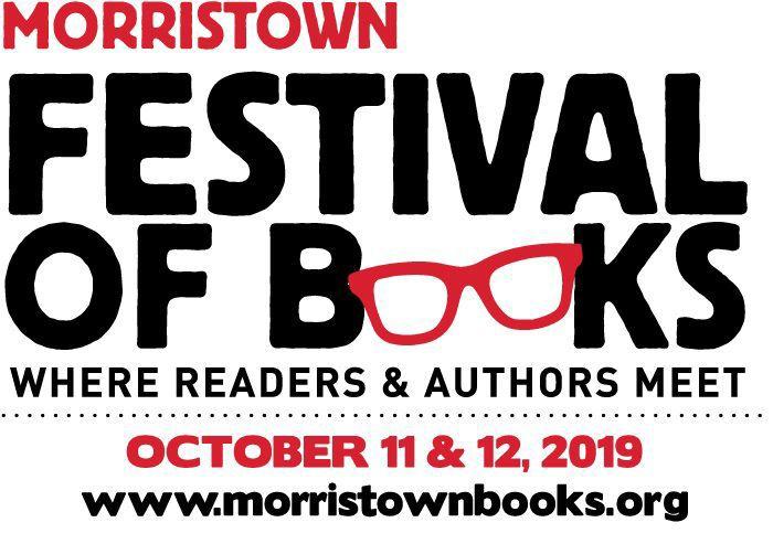Morristown Festival of Books Logo 2019