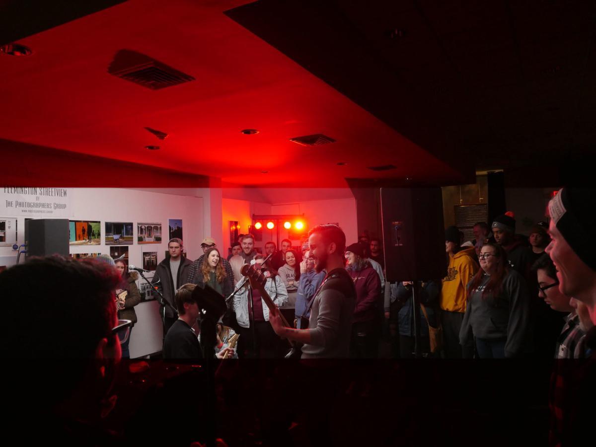Flemington DIY, the non-profit community arts space, is celebrating its fifth anniversary