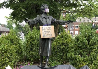 Fenwick Statue