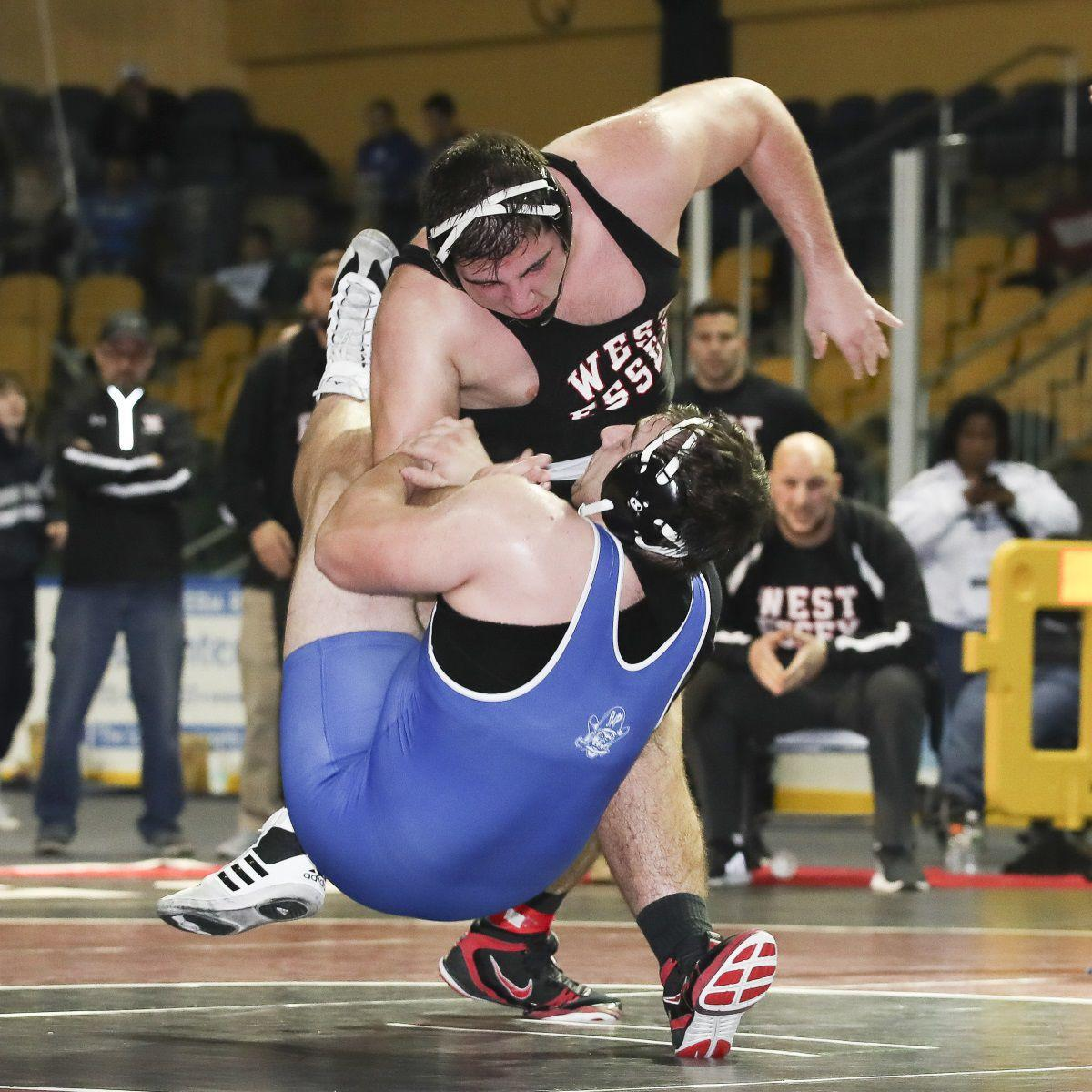 6 West Essex wrestlers take home titles at county tournament | The