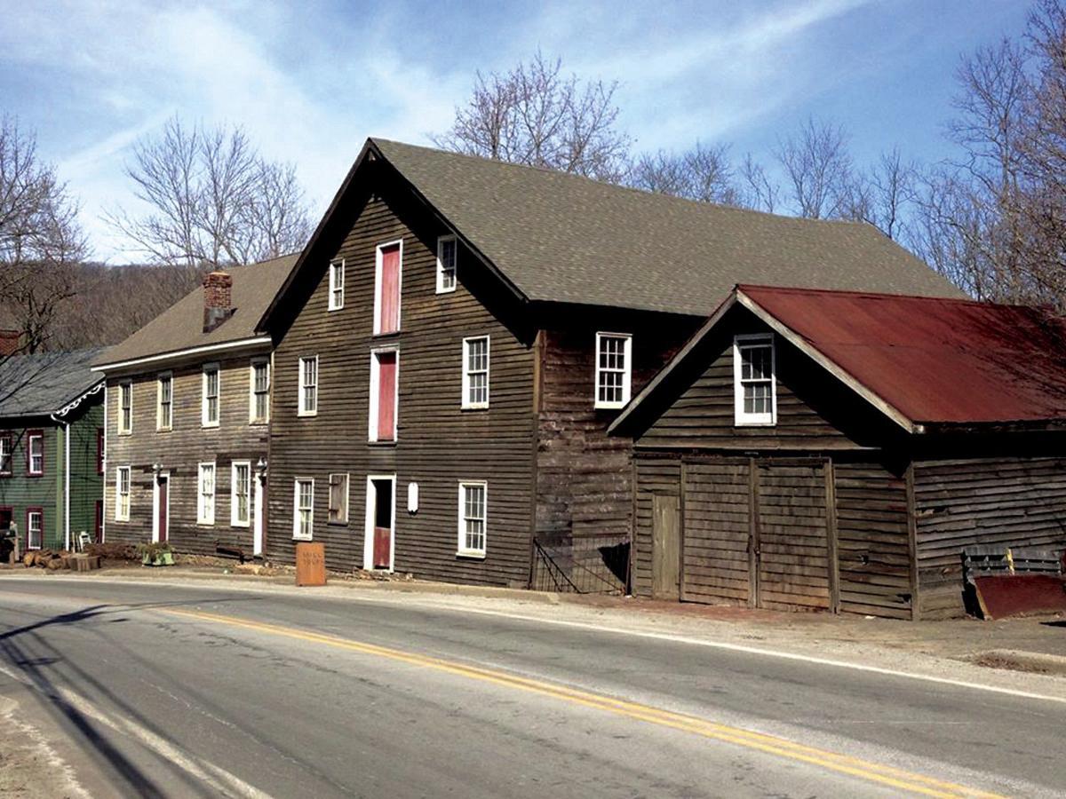 Obadiah LaTourette Grist Mill