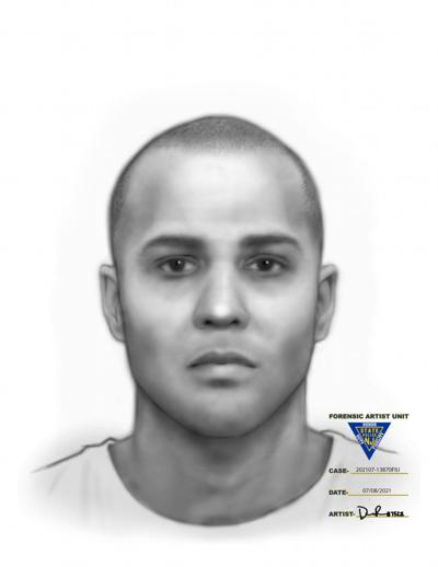 NJ State Police issue sketch of suspect sought in Route 78 gunfire road rage incident