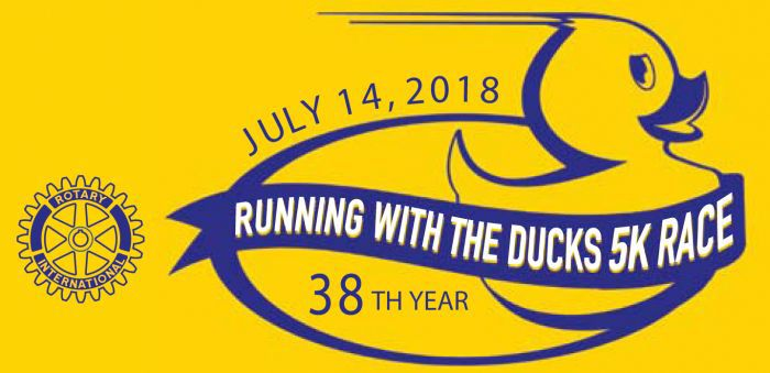 Sprintin' Clinton and Rubber Ducky Race return to Clinton this weekend