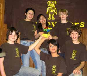Winning robotics team goes to state championship