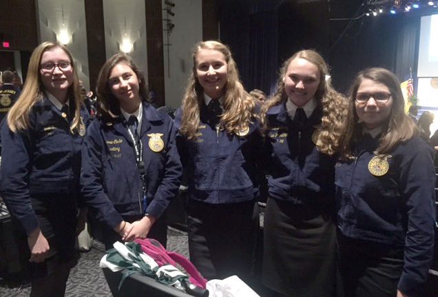 Polytech team places first at Rutgers veterinary science competition