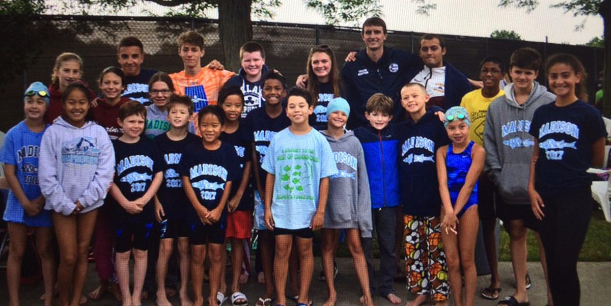 YOUNG MADISON SWIMMERS