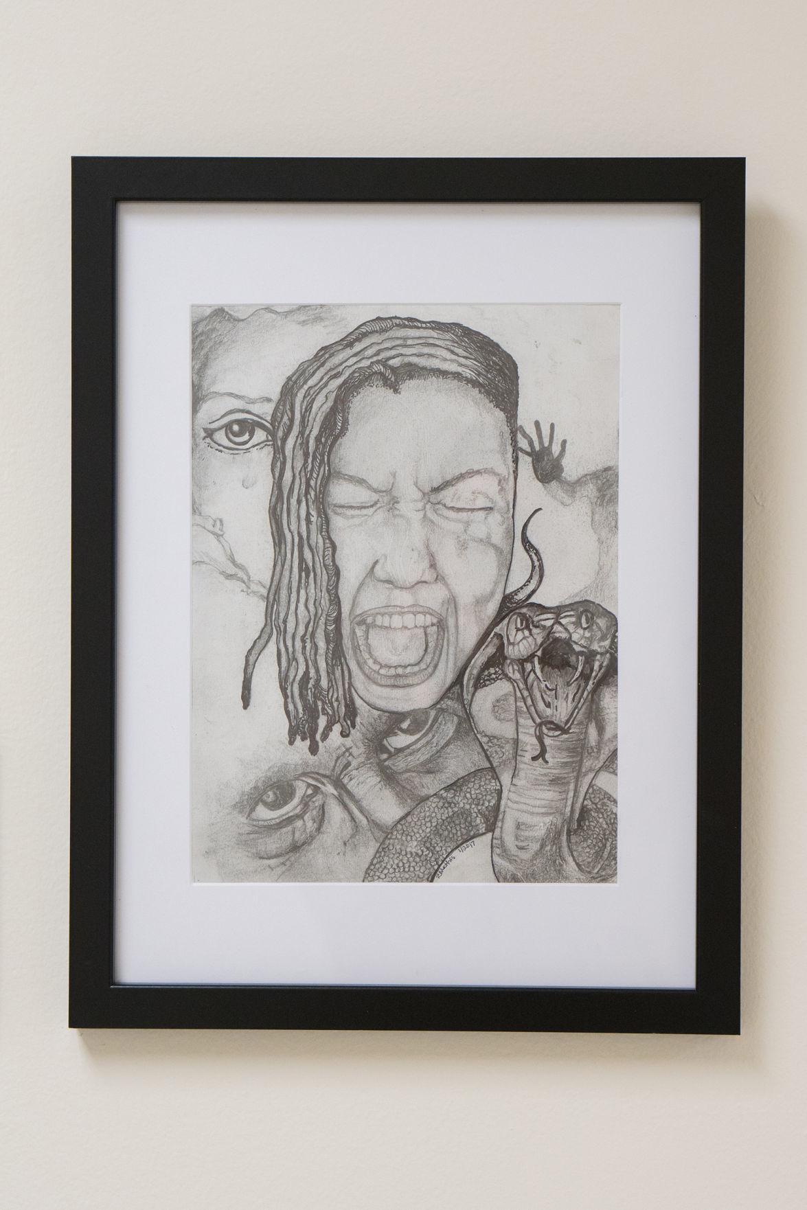 Art Therapy Student Exhibit