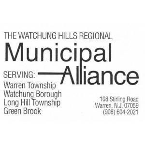watchung hills regional municipal alliance