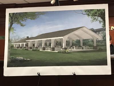 Pavilion expansion eyed in Warren
