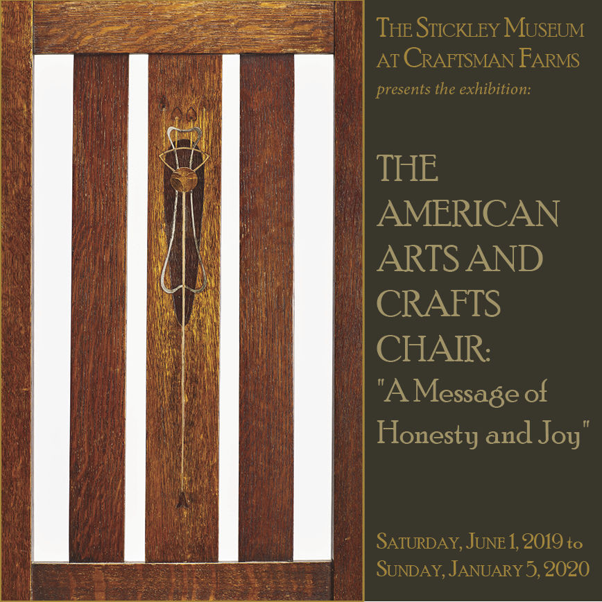 The American Arts&Crafts Chair