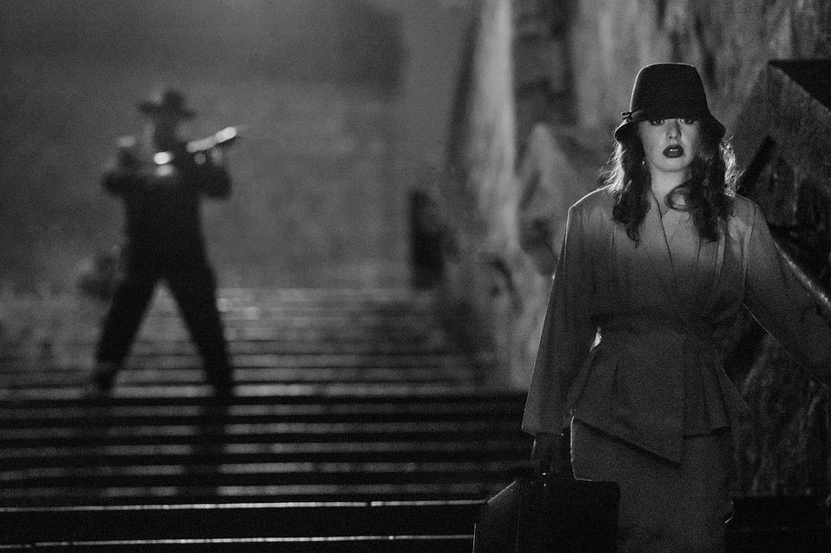ArtYard to present festival of classic Film Noir movies, books, posters