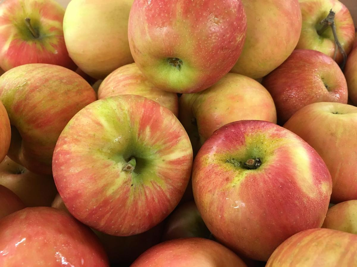 Apples and Honey for a Sweet New Year