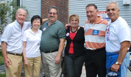 Madison Republicans fire up campaign along with kickoff picnic