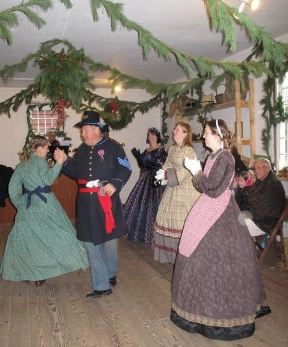 Experience a Civil War Christmas