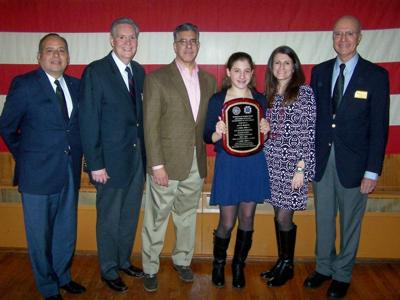 Example Proposal Essay Ali Maffei A Seventhgrader At Bernardsville Middle School Was Named The  New Jersey State Winner Of The Veterans Of Foreign Wars Vfw   Patriots  Analysis Essay Thesis also Essay Good Health Bernardsville Girl Wins State Veterans Essay Contest  Help Writing Essay Paper
