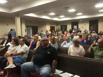 Planner suggests redevelopment for four Gillette sites; meeting adjourned after three hours