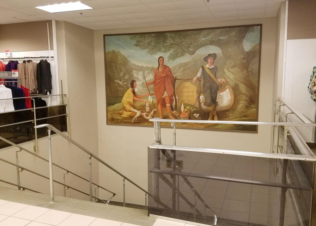 Sears mural