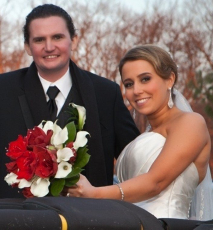 MR. and MRS. CHAD MICHAEL LANG