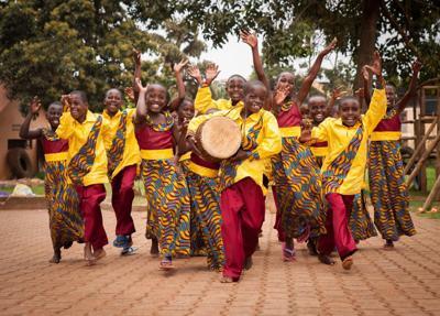 African Children's Choir to perform on Sunday, June 9, at Clinton Presbyterian Church