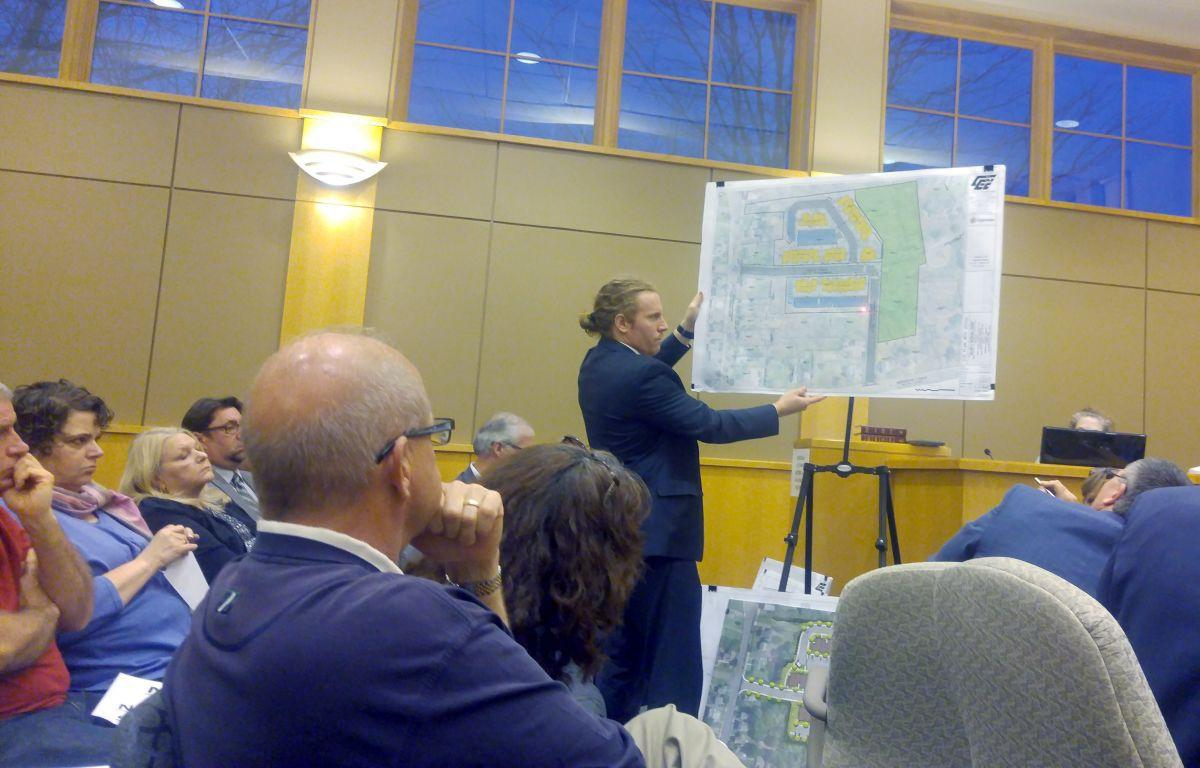 Professionals make their case in Nelson St. redevelopment dispute