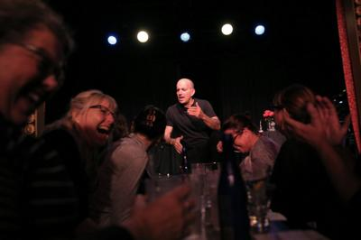 'My Son the Waiter, A Jewish Tragedy'