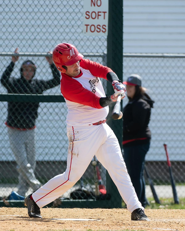 Clinton Millers open spring amateur baseball season at Gebhardt Field