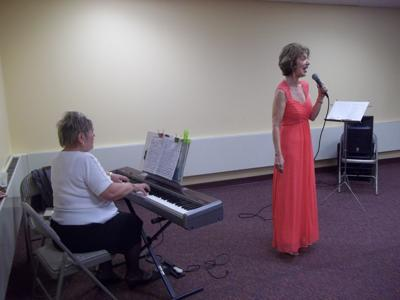 Wwii Love Songs Play At Rockaway Twp Library The Citizen News Newjerseyhills Com Read the freakin' question (polite form). new jersey hills media group